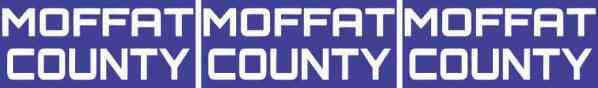 Moffat County Stickers
