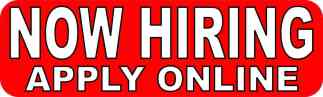 Now Hiring Apply Online Magnet