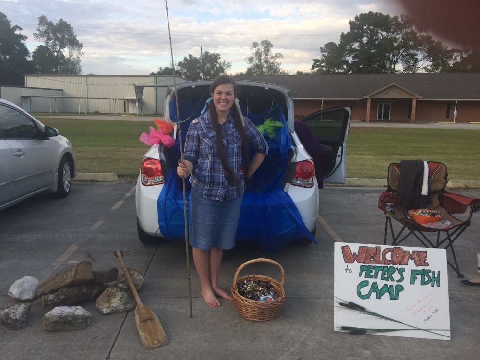 Trunk or Treat Fishers of Men