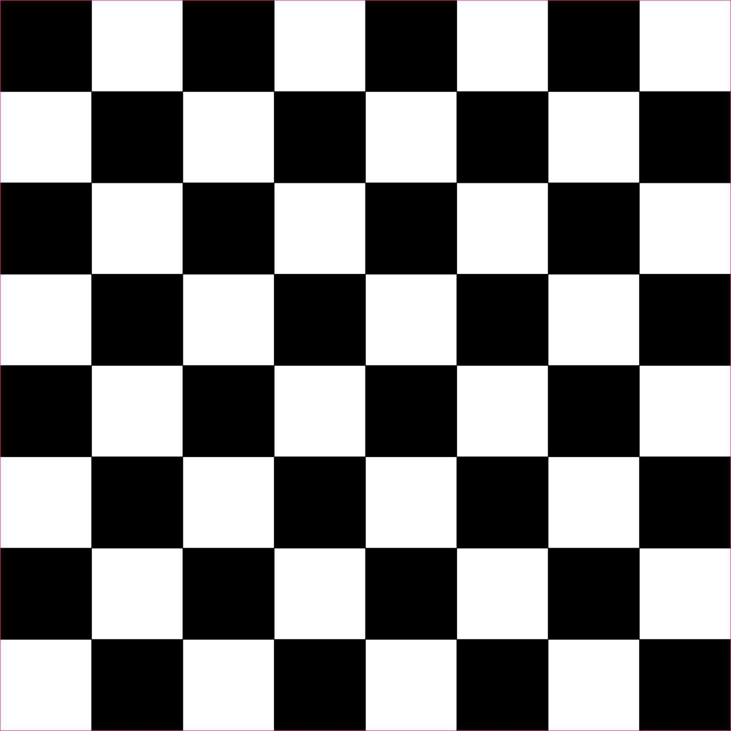 Black Checkered Hobby Cutter Vinyl Sheet Sticker