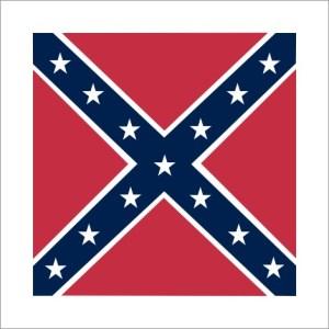 Rebel Flag Sticker