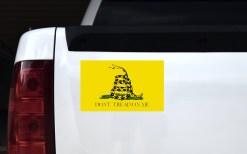 Gadsden Flag Magnet