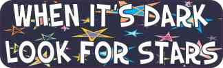 Look for Stars Magnet
