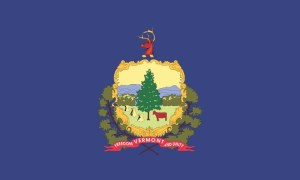 Vermont State Flag Magnet