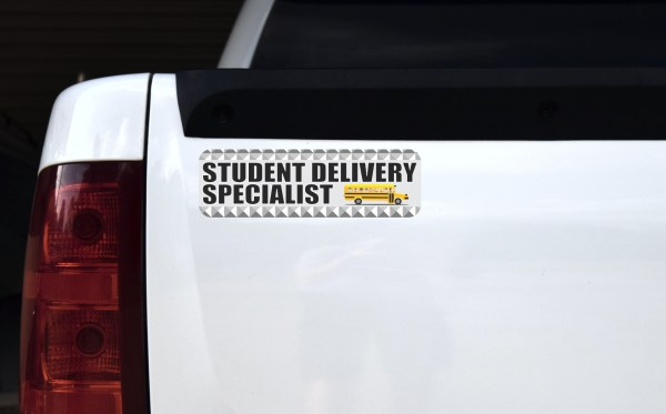 Student Delivery Specialist Magnet