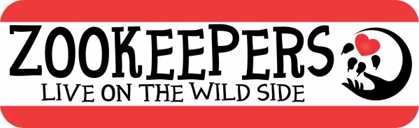 Zookeepers Live on the Wild Side Magnet