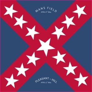 Walker Texas Division Flag Magnet