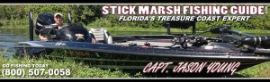 Stick marsh Fishing Guide Capt Jason Young