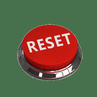 Round Reset Button