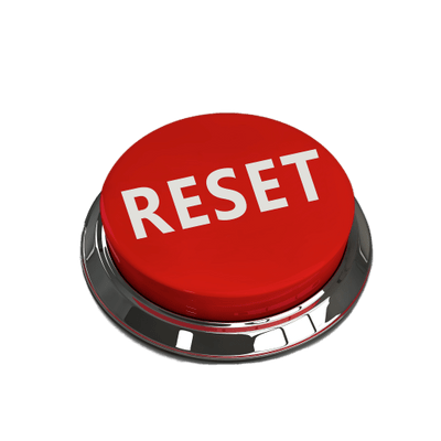Round Reset Button