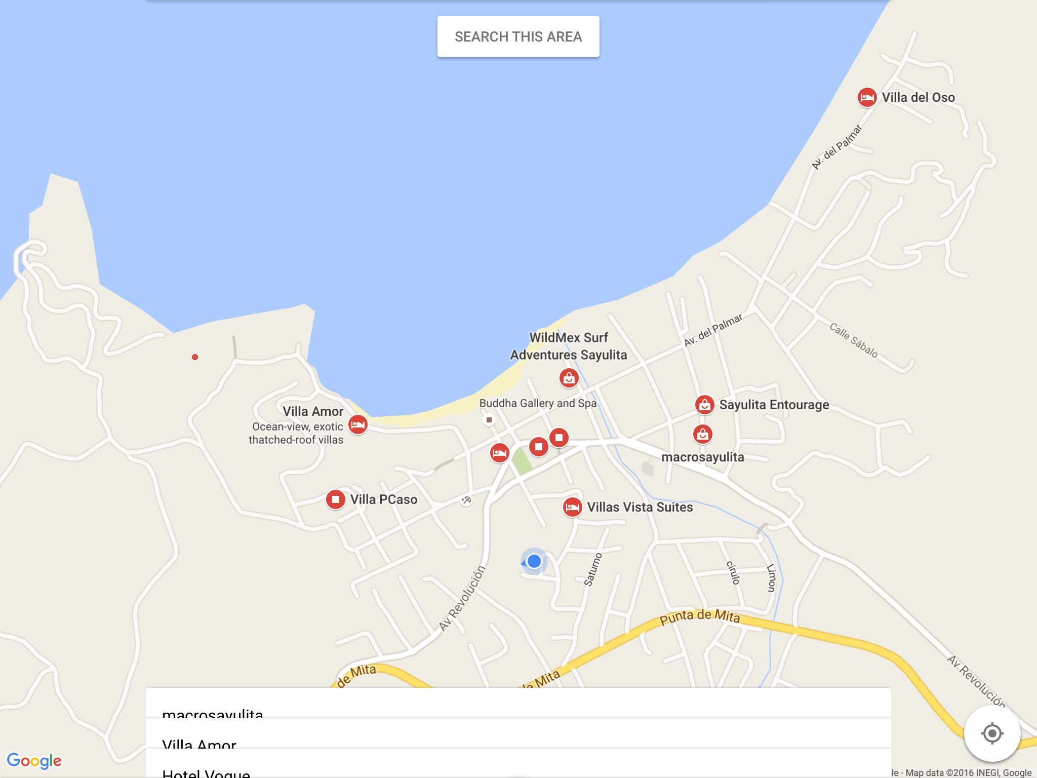 Sayulita Mexico Map Google.Greetings From The Great State Of Nayarit Stick Shed Studio