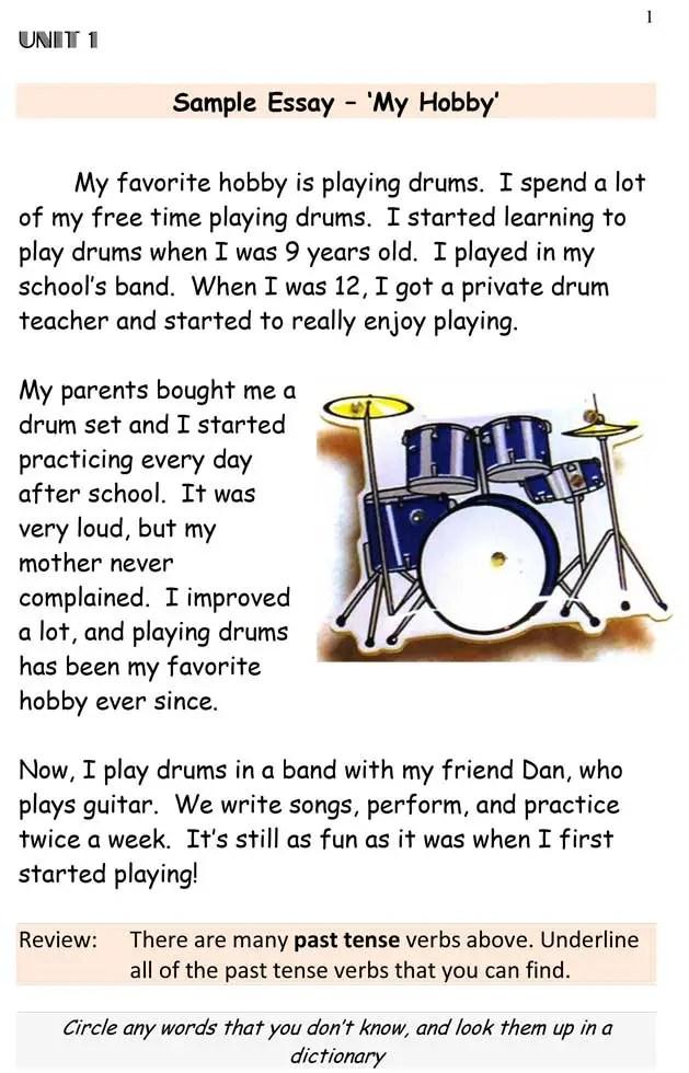 Beginner Writing Lessons -