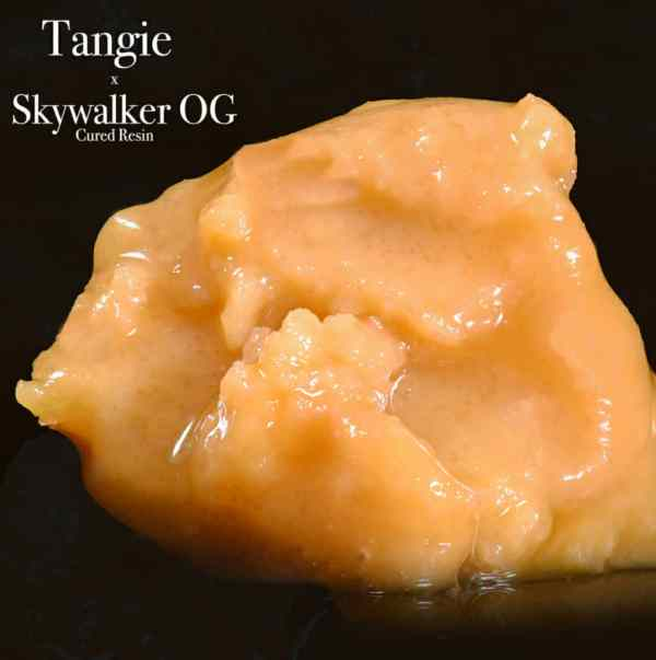 image of Tangie x Skywalker OG Cured Resin