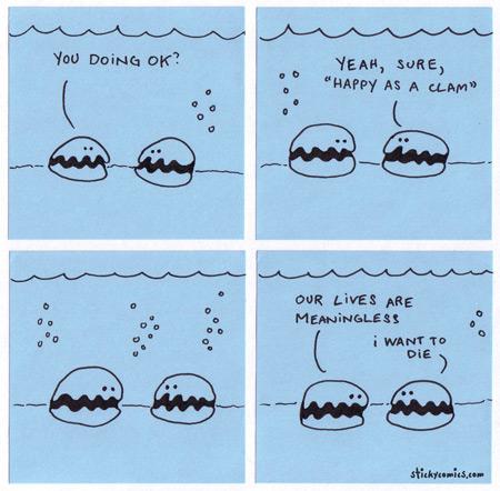 happy clams