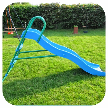 Chad Valley 6ft Wavy slide
