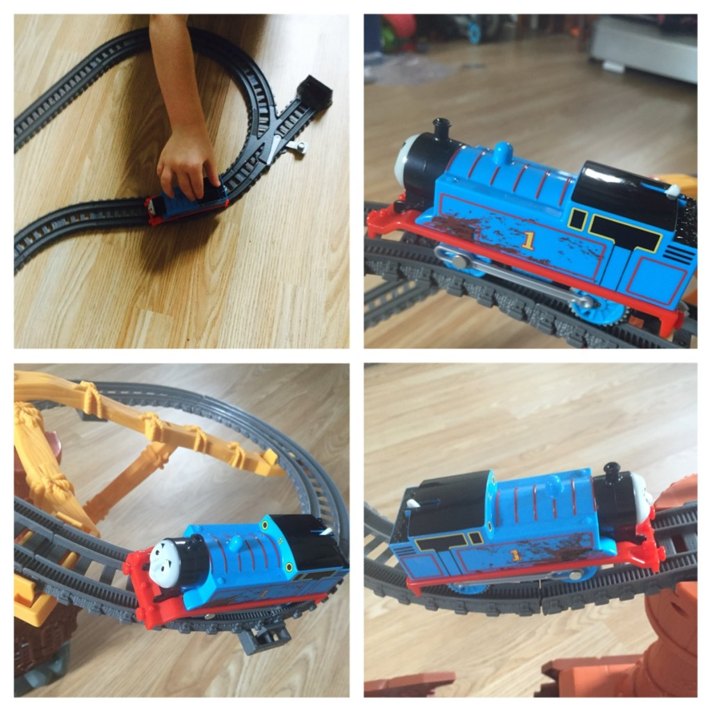 Thomas on the track1