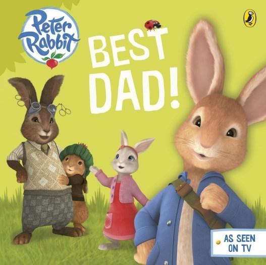 Best Dad! Peter Rabbit board book-2