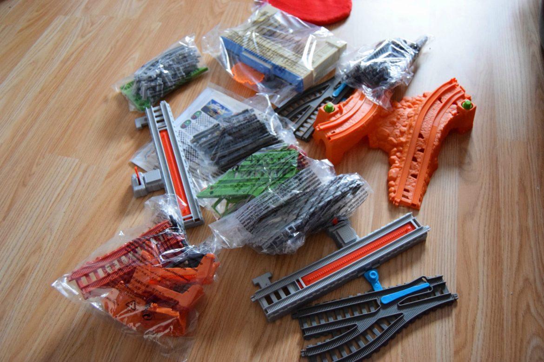 Thomas trackp parts