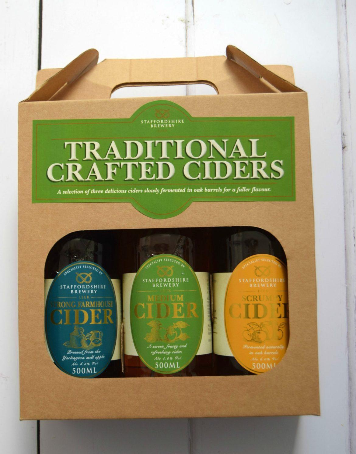 Cider gift set