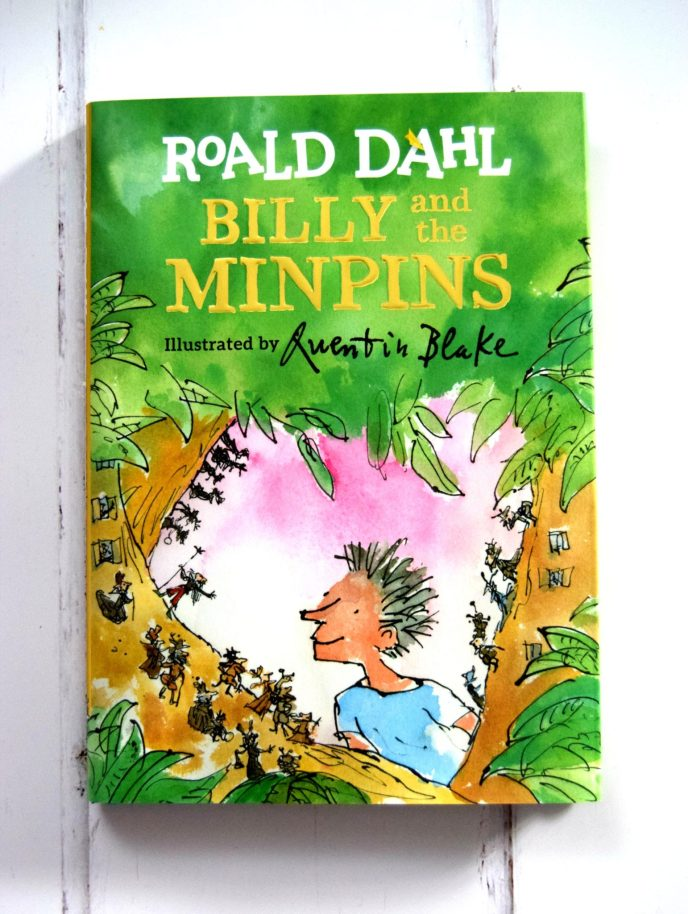 Billy and the Minpins by Roald Dahl. Christmas Eve box fillers