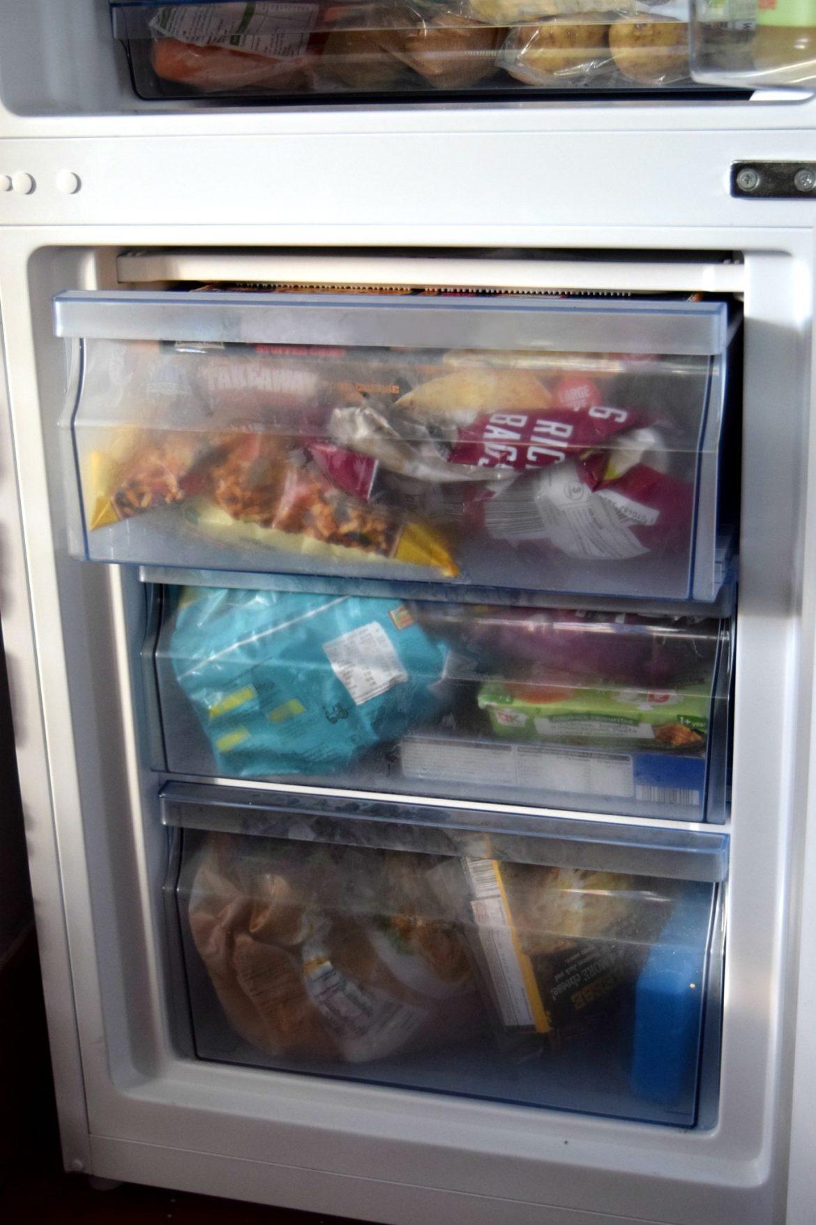 Fridgemaster MC5526470/30 Freezer drawers