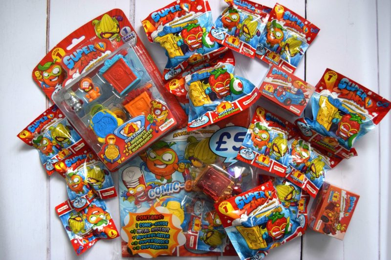Superzings Rivals Of Kaboom Collectables Sticky Mud And