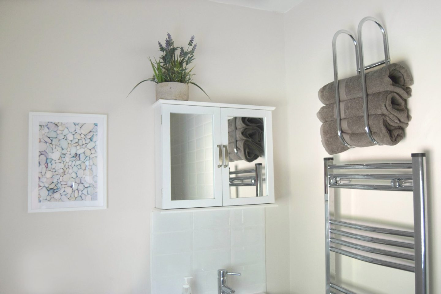 Bathroom Renovation - The Finishing Touches With Matalan - Sticky ...