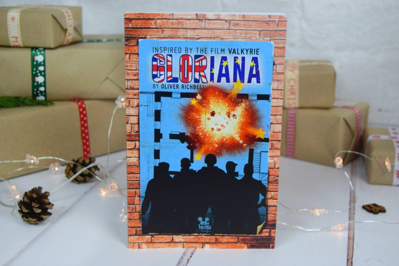 Gloriana short novel paperback.