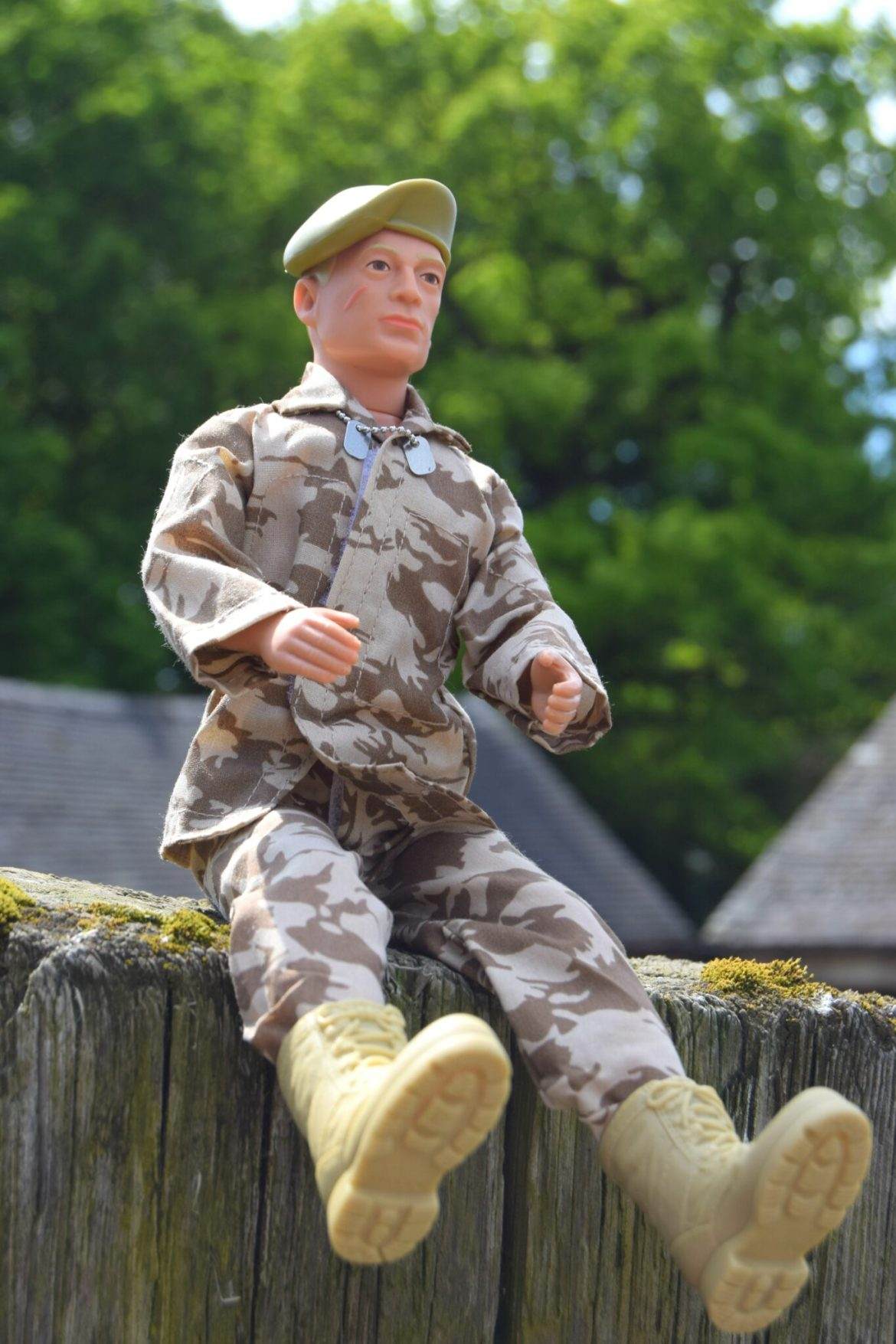 Action Man soldier classic Action Man toys
