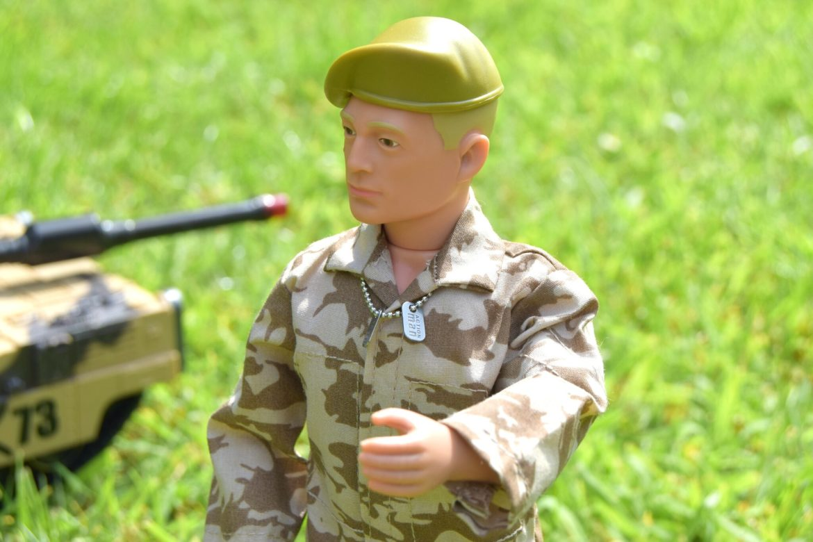 Action Man Classic Toy