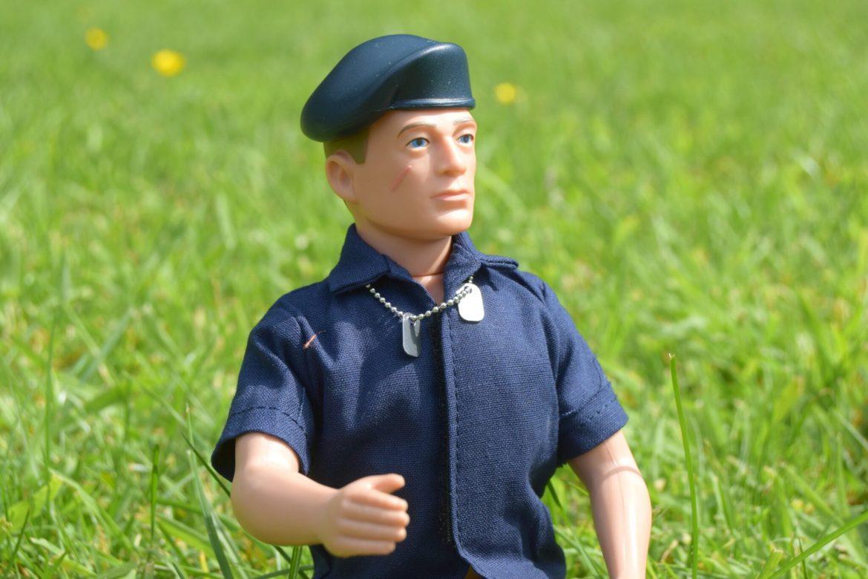 Action Man toys. Sailor figure.