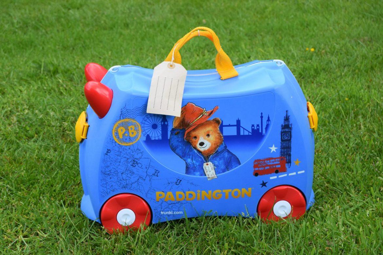Paddington Bear Trunki Children's suitcases