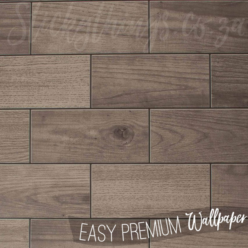 wooden tile wallpaper brown wood grain tiles wallpaper