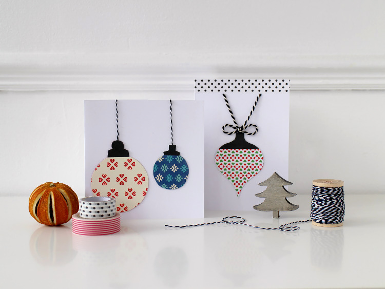 Make Your Own Christmas Card Ideas