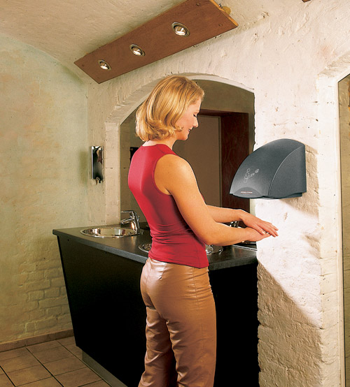 Galaxy Ultra Quiet Touchless Automatic Hand Dryers