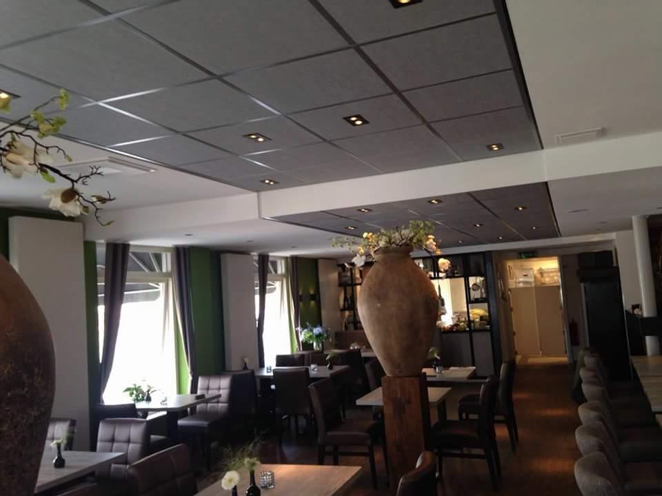 Plafondsysteem door Stierman