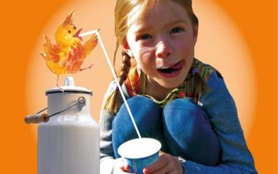 Mach was aus Milch!