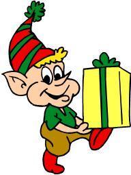 Santa's Workshop Needs Some Help! - St. Ignatius Parish School (192 x 255 Pixel)