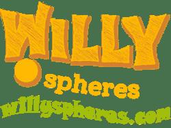 Willyspheres sand shaper logo