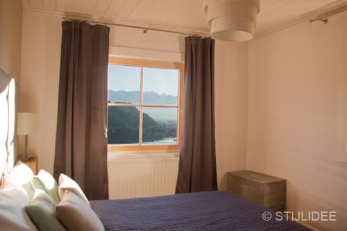 Slaapkamer Hotel Stijl : Luxe moderne stijl slaapkamer interieur uit een slaapkamer met