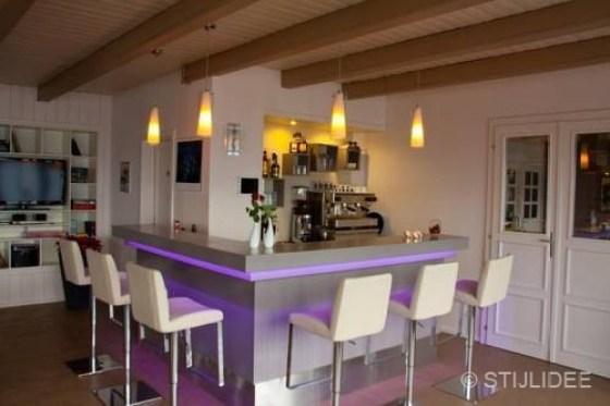 Bar Hotel in Oostenrijk na STIJLIDEE Interieuradvies en Styling