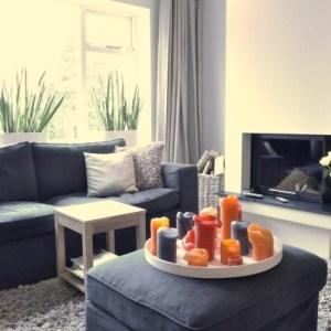 VOOR en NA | Woonkamer en keuken split-levelwoning Goirle