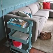 TOP 10: Multifunctionele turquoise trolley past in iedere ruimte   STIJLIDEE Interieuradvies en Styling