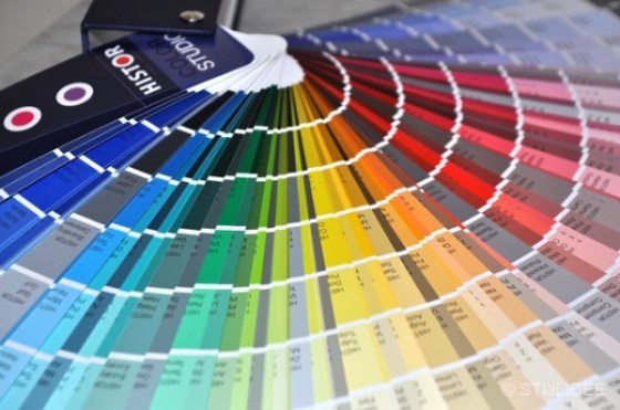 STIJLIDEE Kleuradvies | STIJLIDEE Kleurstylist op TV bij Editie NL over de werking van kleur