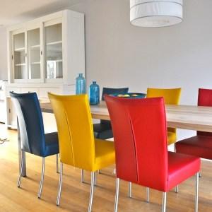Binnenkijken in een modern en kleurrijk huis in Nijmegen na STIJLIDEE Interieuradvies, Kleuradvies en Styling