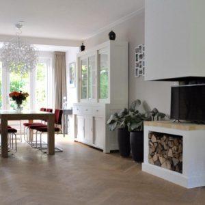 Binnenkijken in ... een jaren 30 familiehuis in modern landelijke stijl in Naarden na STIJLIDEE Interieuradvies, Kleuradvies en Styling