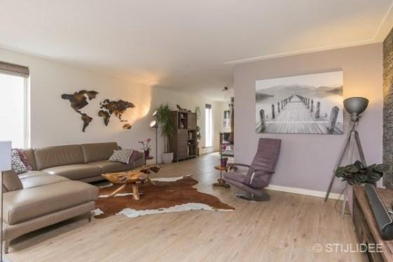 Binnenkijken in ... een huis in landelijk moderne woonstijl in Vianen na STIJLIDEE Interieuradvies en Styling