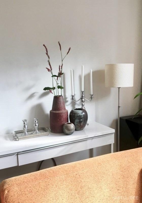 Binnenkijken in ... een woonkamer in modern kleurrijke stijl in Baarn -