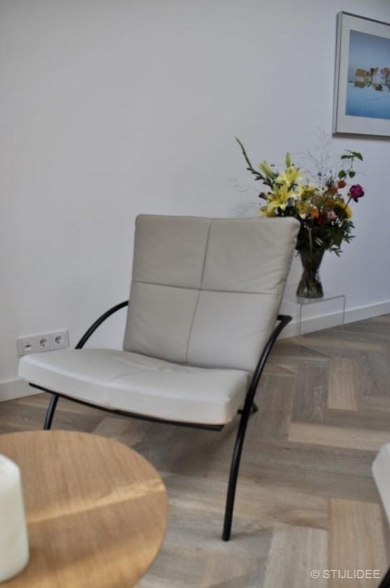 Binnenkijken in ... een jaren 30 huis met een nieuwe white-wash visgraat vloer in Zeist na STIJLIDEE Interieuradvies en Styling