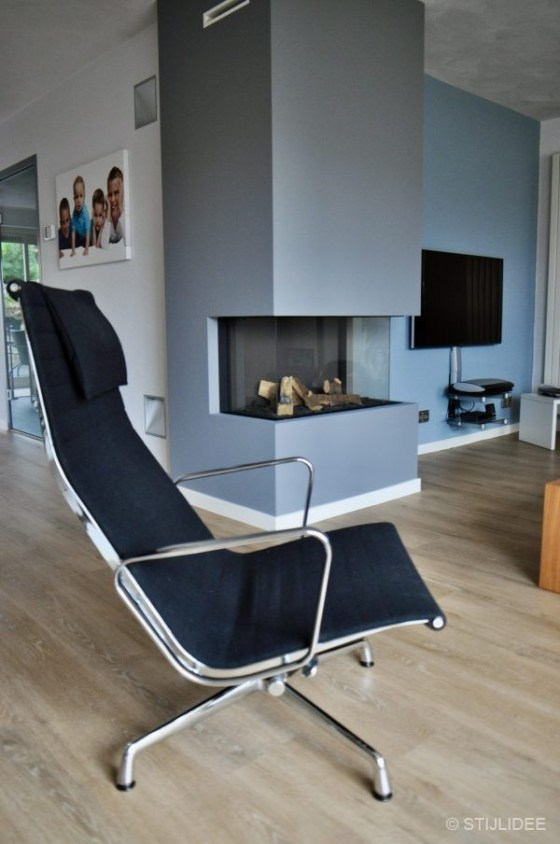 Binnenkijken in ... een jaren 70 woning in moderne design stijl in Woerden na STIJLIDEE Kleuradvies